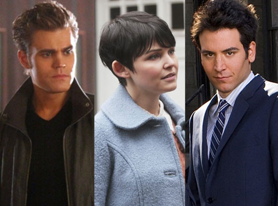 Paul Wesley, Ginnifer Goodwin, Josh Radnor, Golden Remotes