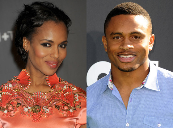 Nnamdi Asomugha, Kerry Washington