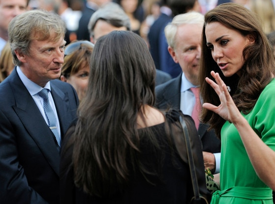 Nigel Lythgoe, Duchess Catherine, Kate Middleton