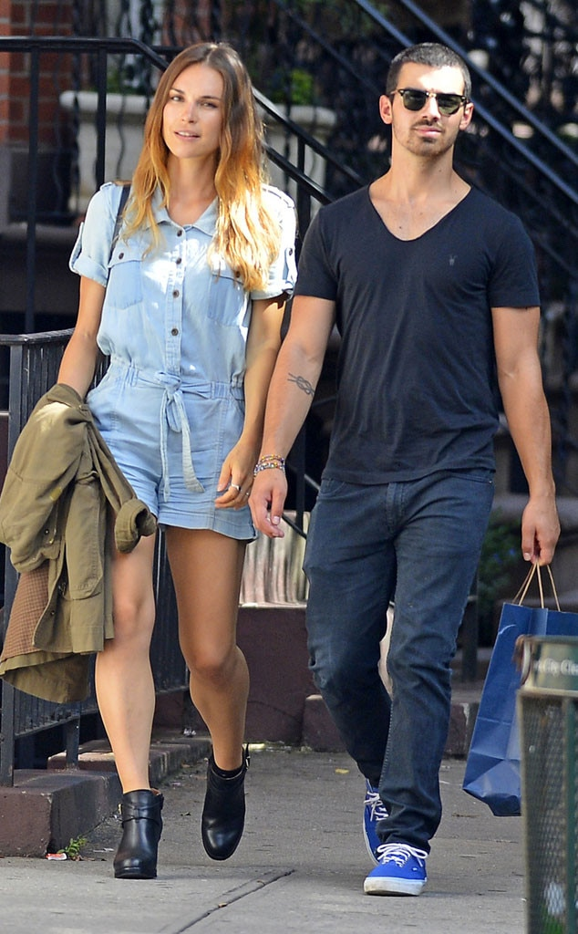 Joe Jonas Amp Blanda Eggenschwiler From The Big Picture