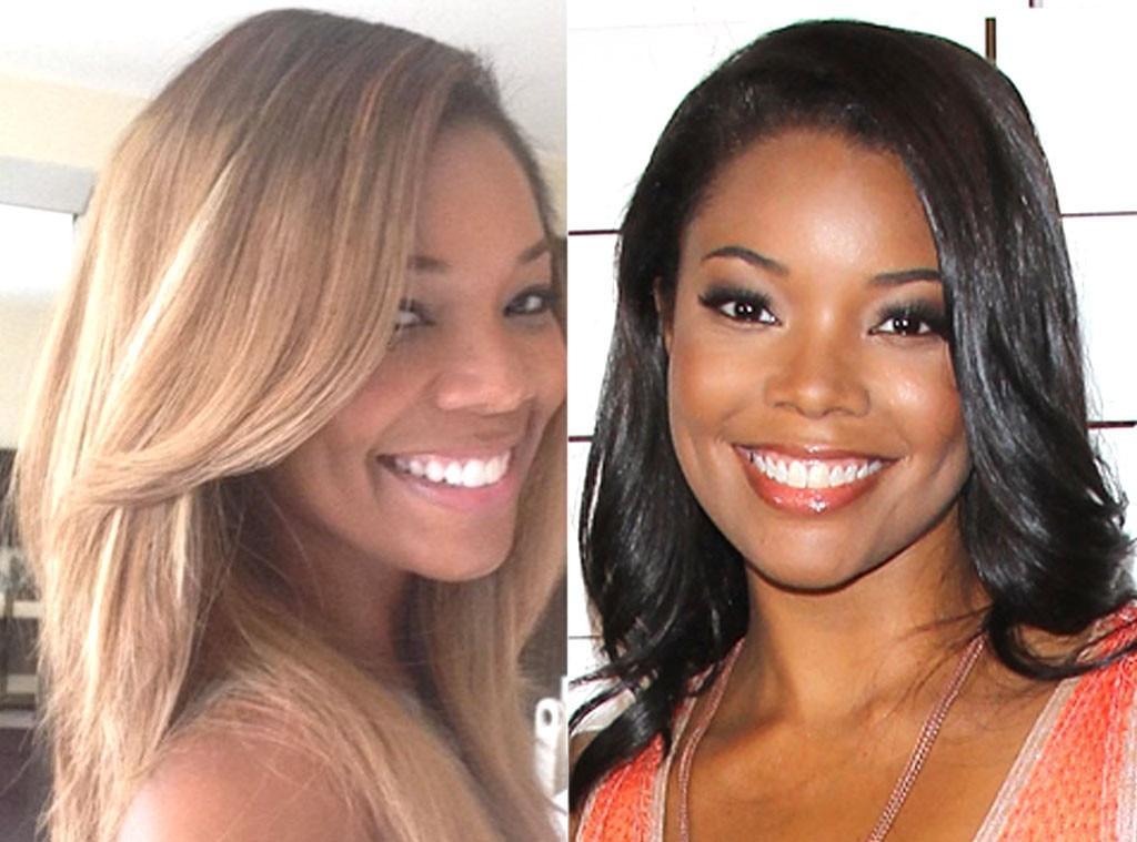 Gabrielle Union Blonde Hair Gabrielle Union from C...
