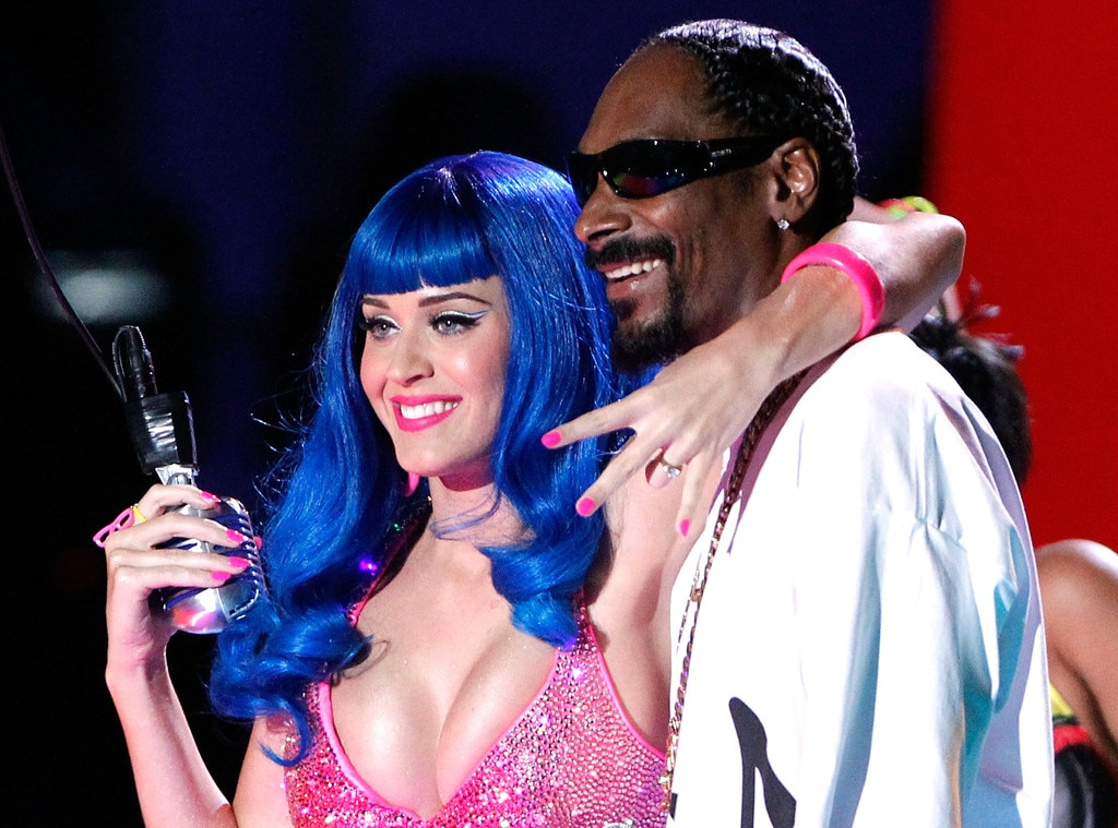 Katy Perry, Snoop Dogg, Celebrity Collaborations