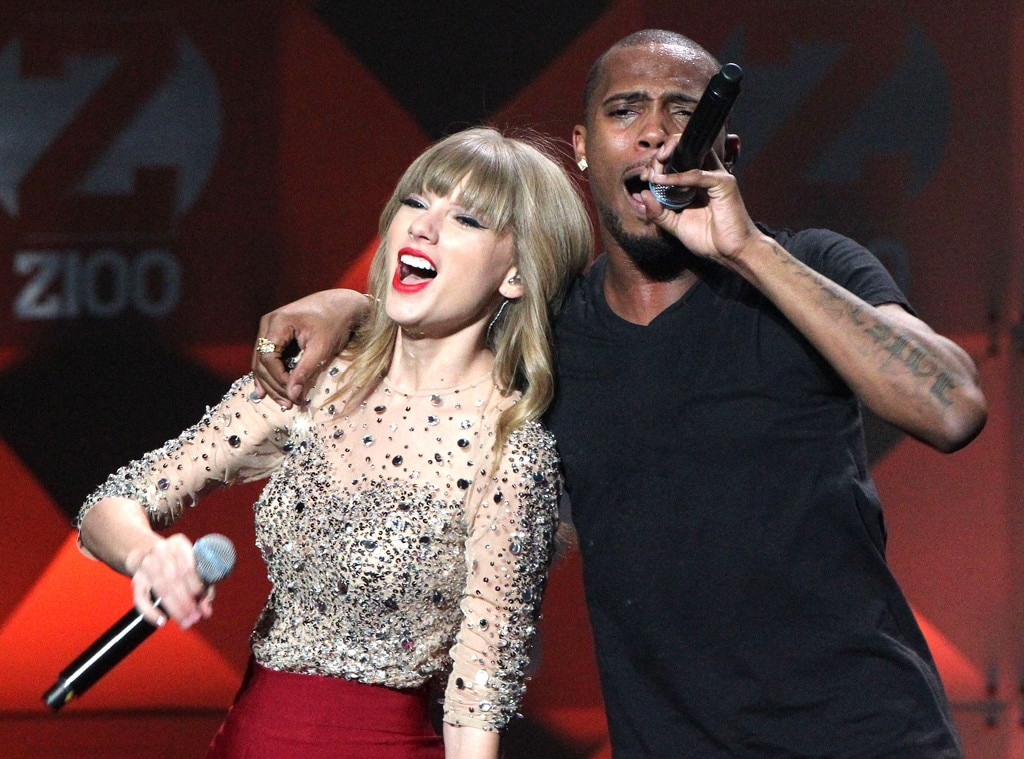 Taylor Swift, B.O.B, Celebrity Collaborations