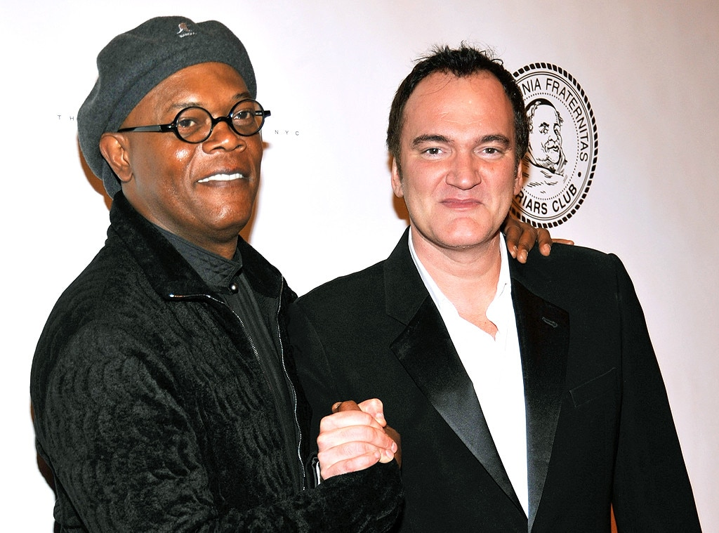 Samuel L Jackson, Quentin Tarantino, Celebrity Collaborations