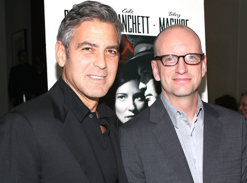 George Clooney, Steven Soderbergh, Celebrity Collaborations