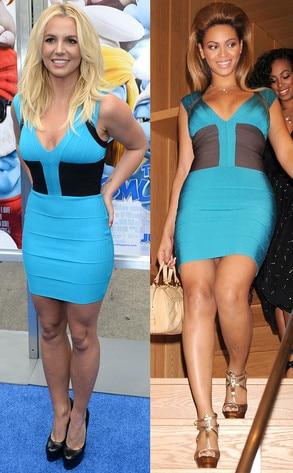 Britney Spears, Beyonce