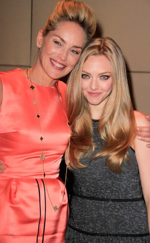 Sharon Stone, Amanda Seyfried