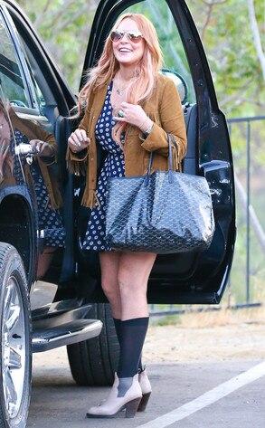 Lindsay Lohan, Rehab