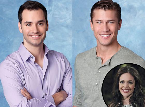Chris, Drew, Desiree, The Bachelorette