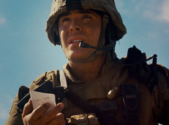 Zac Efron, The Lucky One