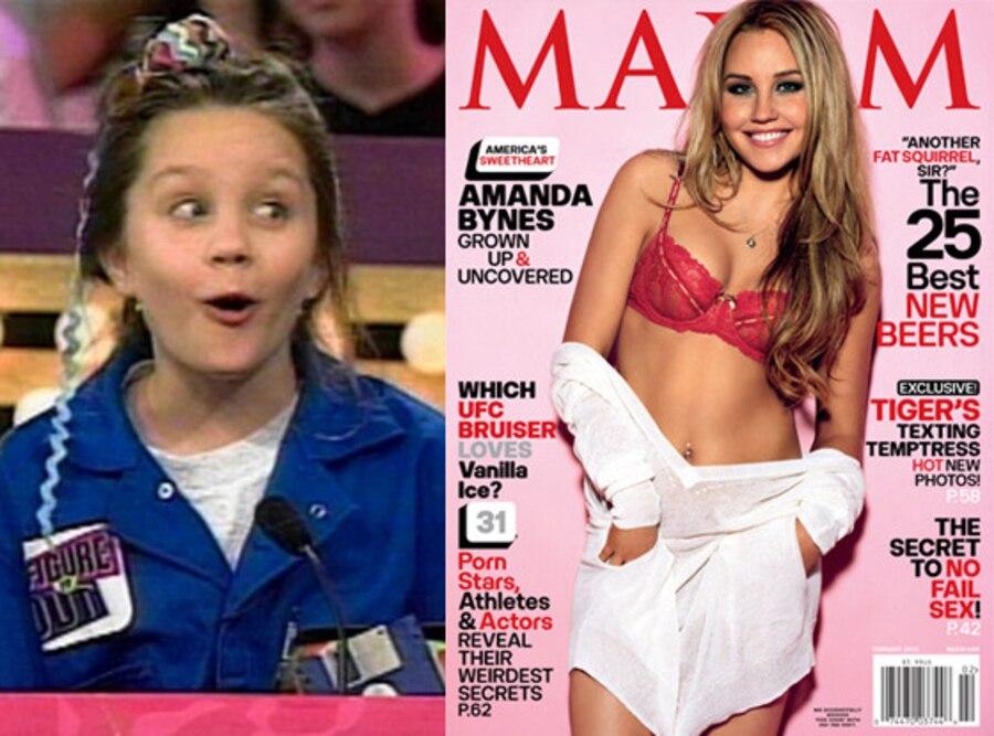 Amanda Bynes, All That, Maxim