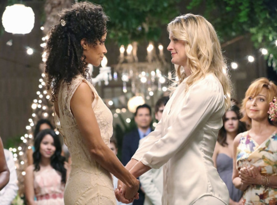 The Fosters, Sherri Saum, Teri Polo