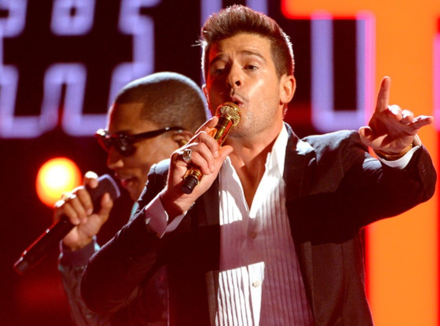 Pharrell Williams, Robin Thicke, Celebrity Collaborations
