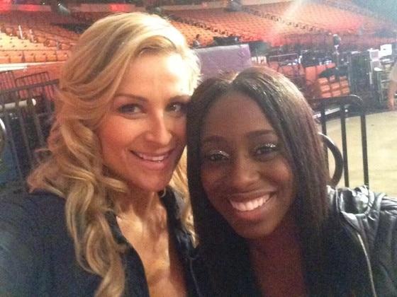 Total Divas, Nattie Twit Pic