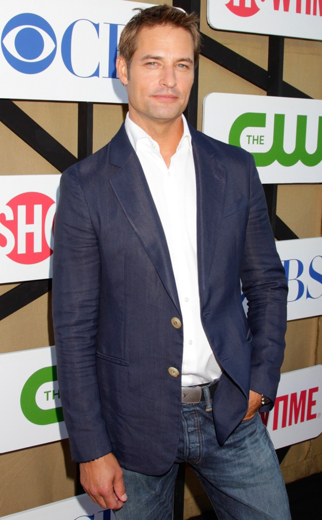 Josh Holloway, CBS TCA