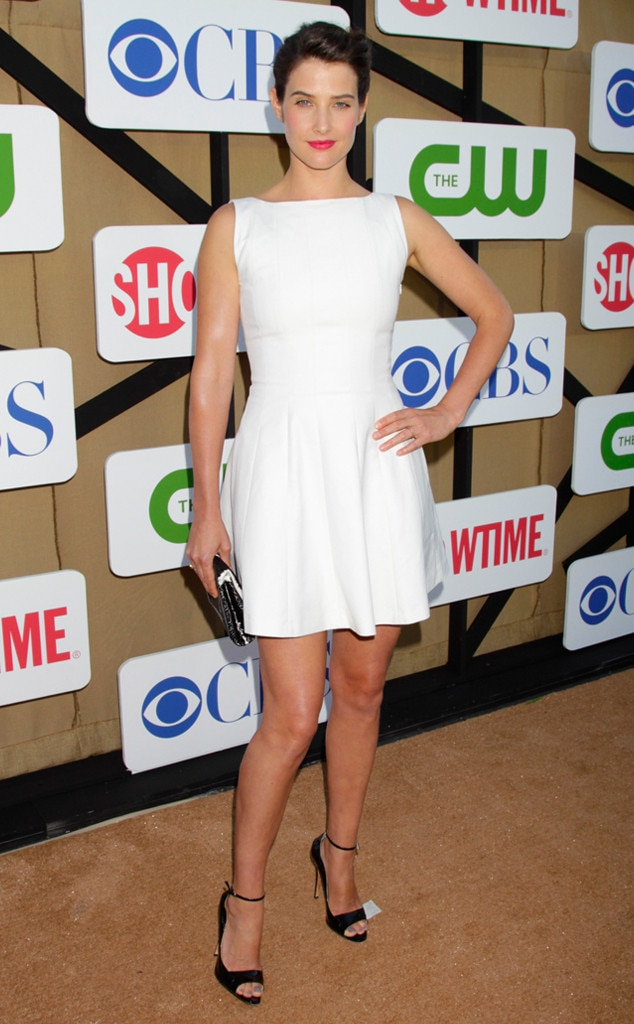 Cobie Smulders, CBS TCA