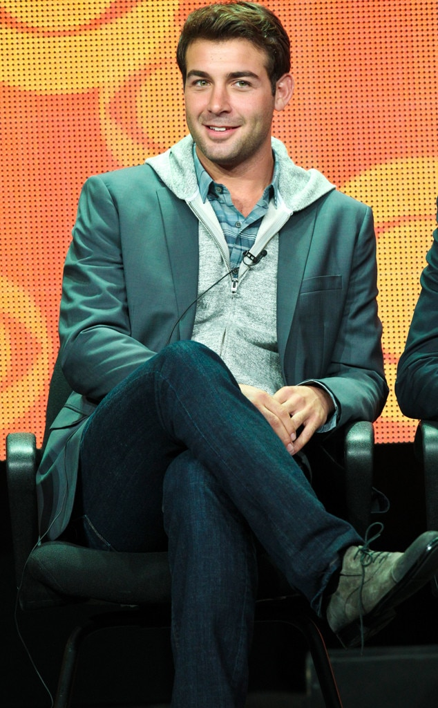 James Wolk, CBS TCA