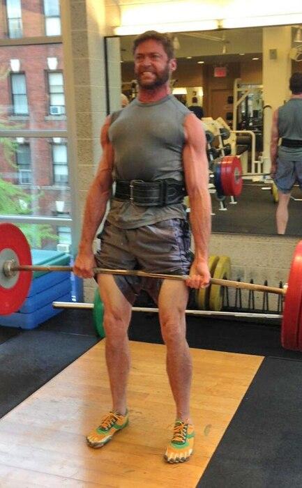 Hugh Jackman, Twit Pic
