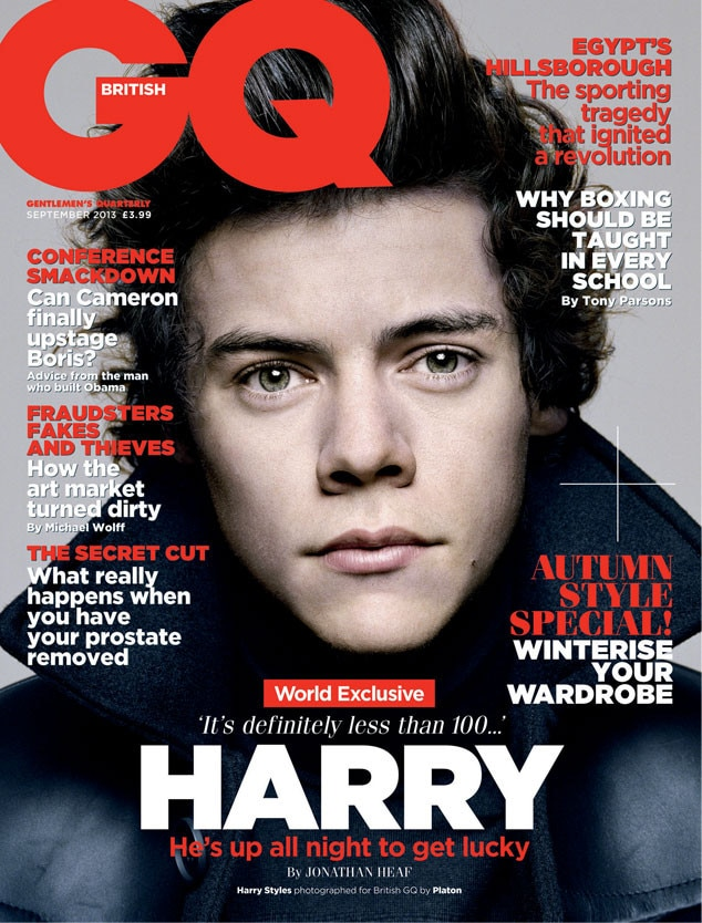 Harry Styles, GQ