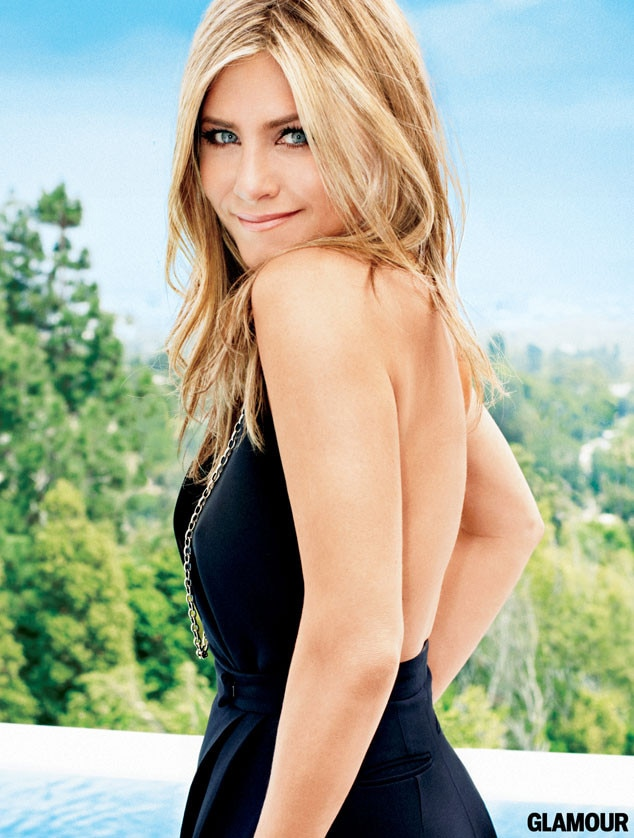 Jennifer Aniston, Glamour