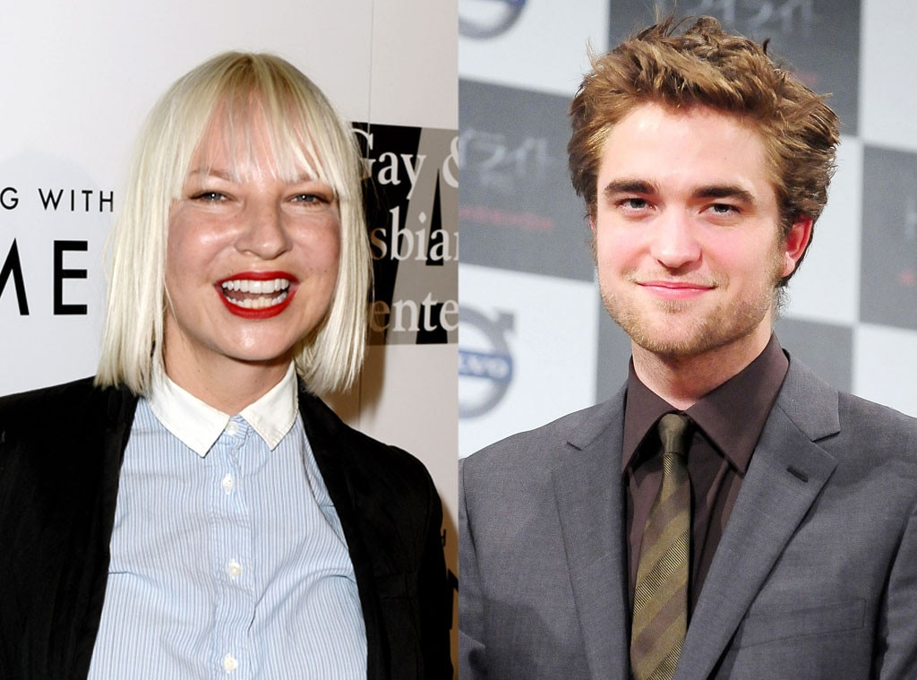 Robert Pattinson, Sia