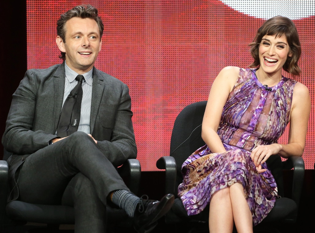 Michael Sheen, Lizzy Caplan, Masters of Sex