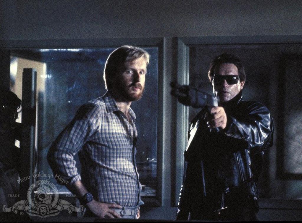 James Cameron, Arnold Schwarzenegger, Celebrity Collaborations
