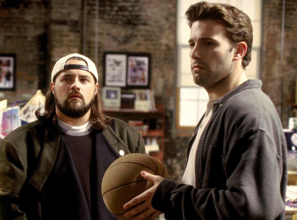 Kevin Smith, Ben Affleck, Celebrity Collaborations
