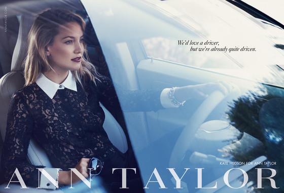 Kate Hudson, Ann Taylor Campaign