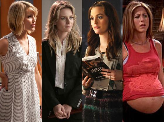 TV pregnancies