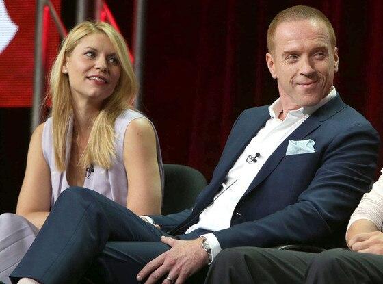 Claire Danes, Damian Lewis