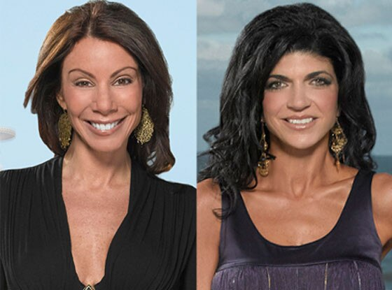 Teresa Giudice, Real Housewives, Danielle Staub