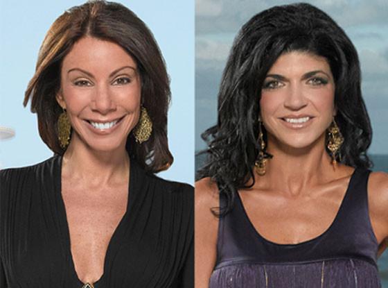 Teresa Giudice, Real Housewives, Danielle Staub