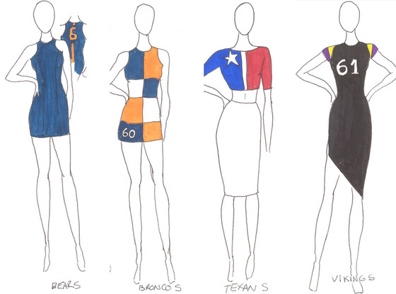 Kristin Cavallari, NFL Sketches
