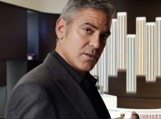George Clooney, Nespresso