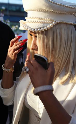 Nicki Minaj, Ring