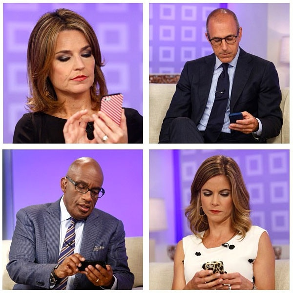 Today Show Cast, Cell Phone Cases