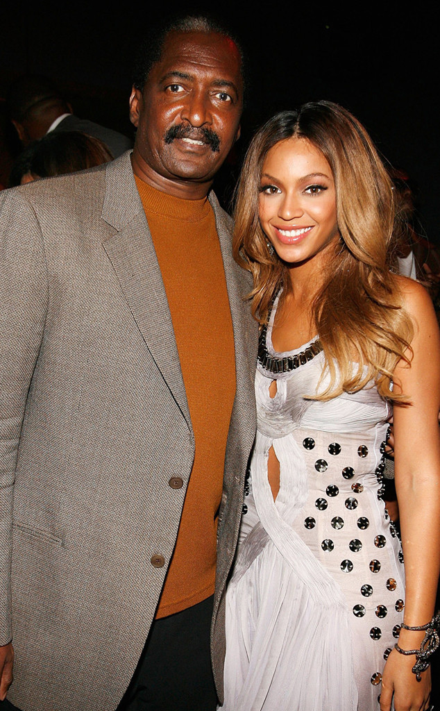Matthew Knowles, Beyonce Knowles