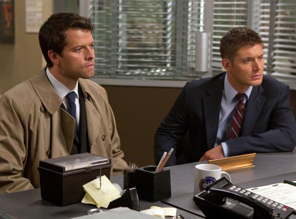 Supernatural, Jensen Ackles, Misha Collins