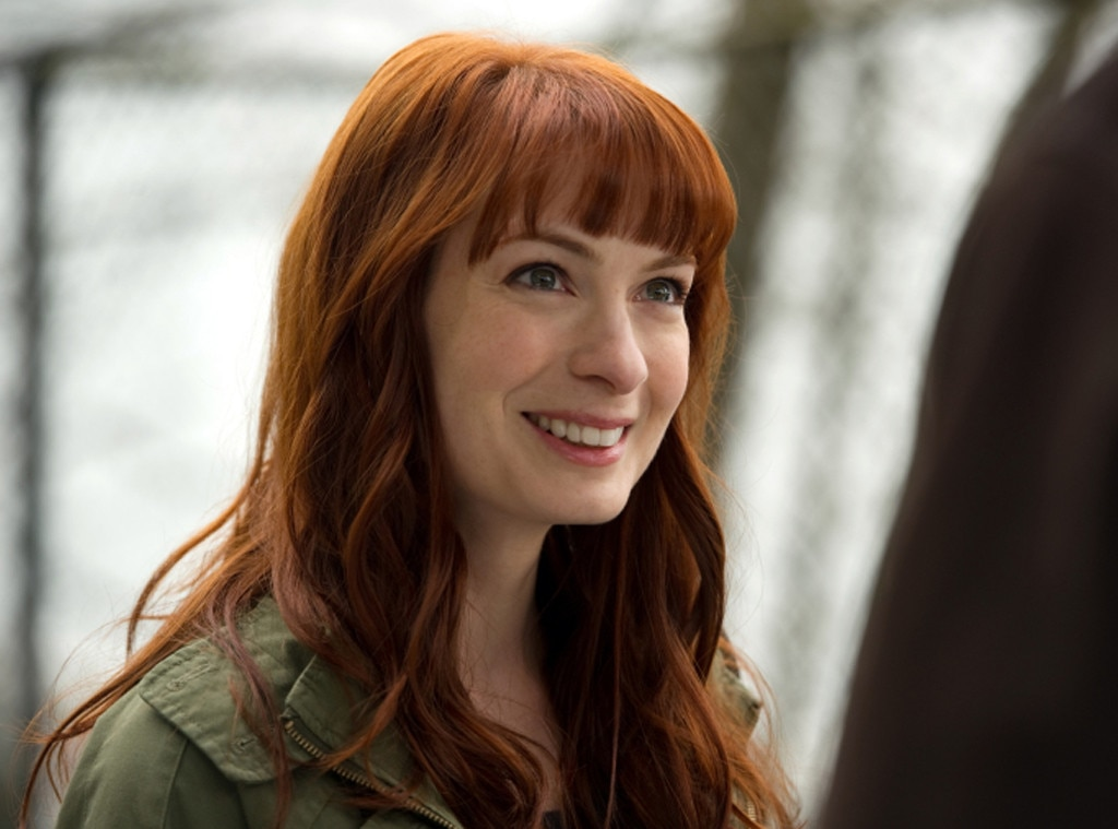 Felicia Day, Supernatural