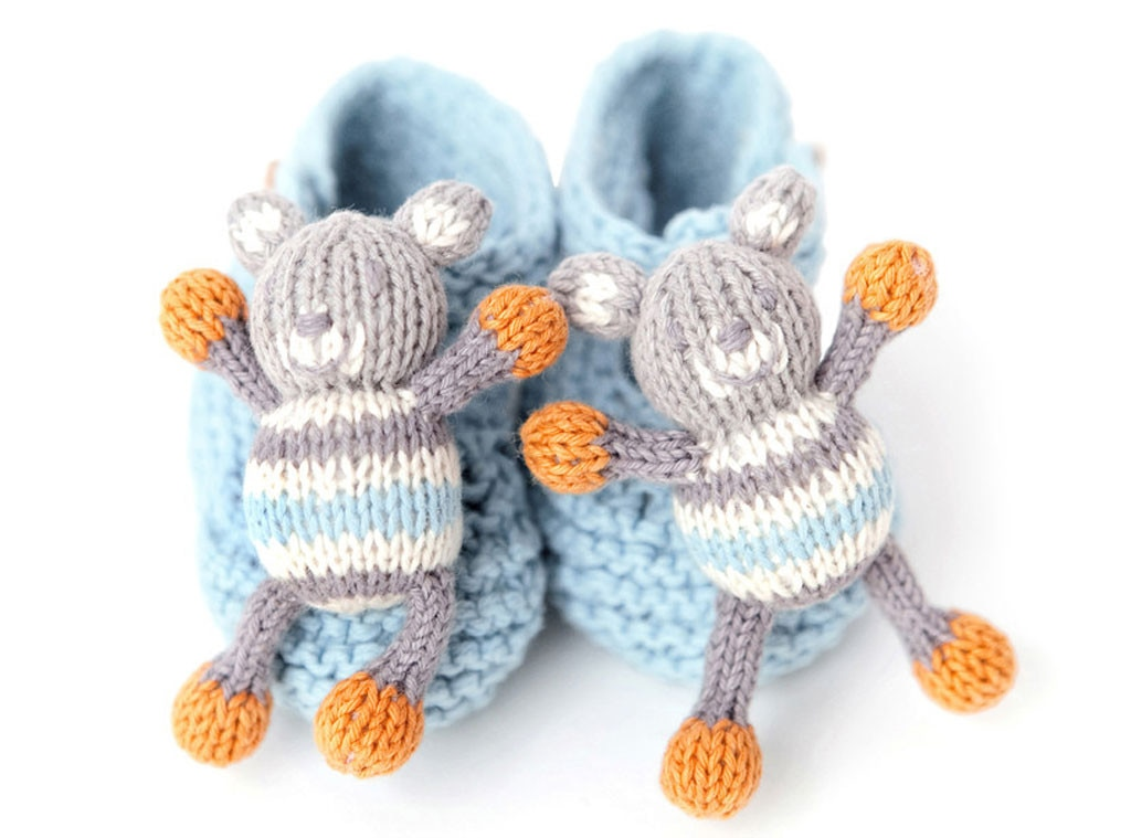 Finn & Emma Bear Booties
