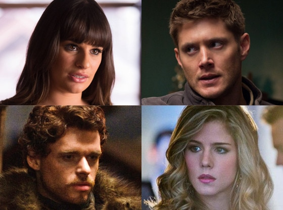 Golden Remote Winners, Glee, Supernatural, Game of Thrones, Arrow