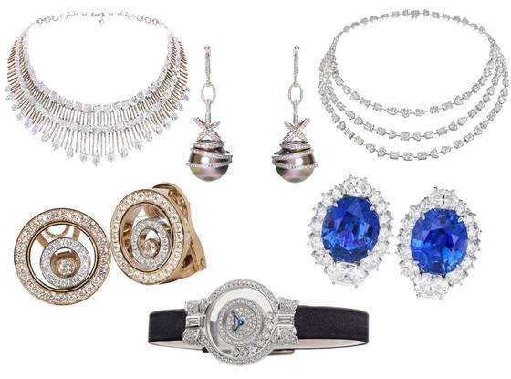 Diana, Chopard Jewelry
