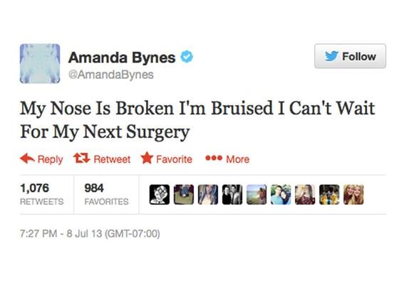 Amanda Bynes Twitter