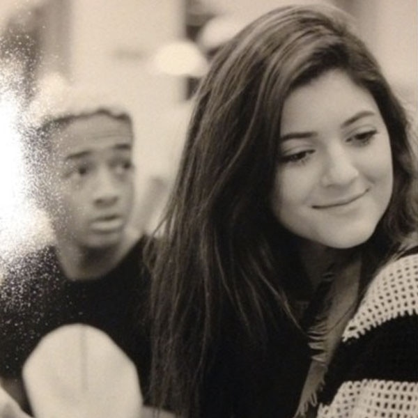 Kylie Jenner, Jaden Smith Instagram