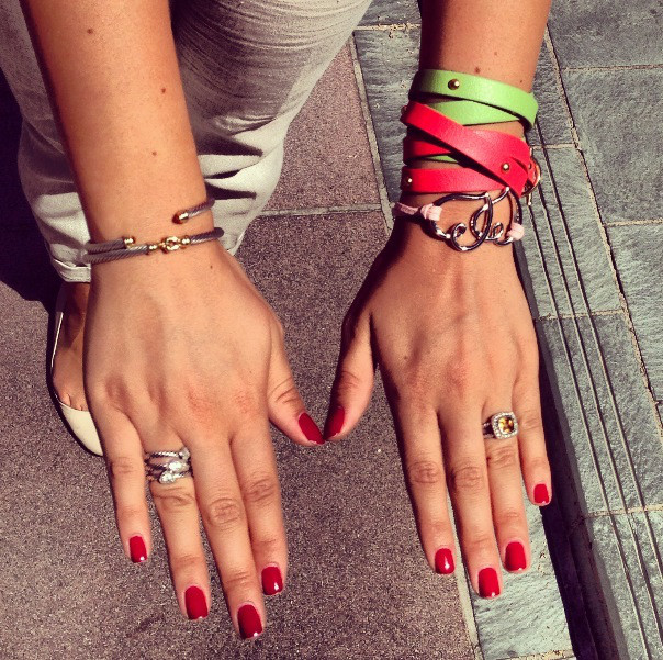 Stacking bracelets Park Lane