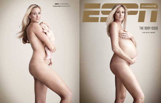 Kerri Walsh Jennings, ESPN Magazine Body Issue