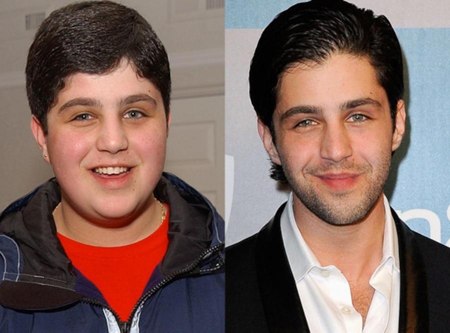 Josh Peck, Hunky Transformations