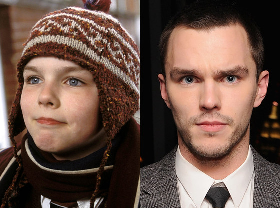 Nicholas Hoult, About a Boy, Hunky Transformations