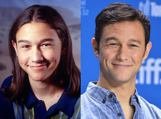 Joseph Gordon-Levitt, 3rd Rock from the Sun, Hunky Transformation